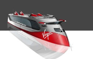 Construction Set to Begin On Virgin's First Cruise Ship