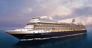 Holland America Opens Bookings for New Cruise Ship