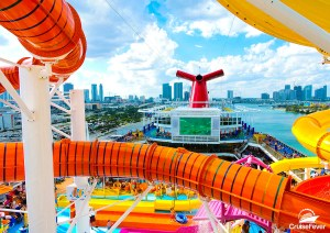 Carnival Once Again Named Most Trusted Cruise Line