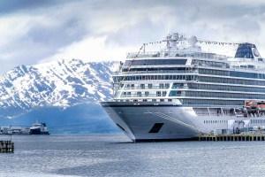 Viking Christens Third Ocean Cruise Ship