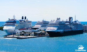 Top 11 Cruise Ships for Embarkation