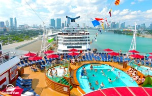 Carnival Cruise Line Offering Last Minute Cruises Up To 35% Off