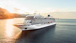 Viking Takes Delivery of their 4th Ocean Cruise Ship