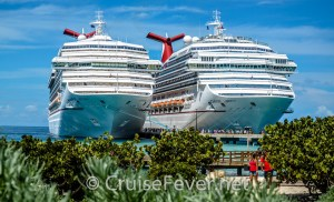 Carnival Announces Return Dates to 4 Caribbean Cruise Ports