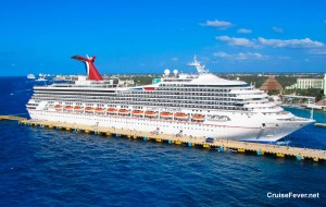 Carnival Cruise Ship to Sail Cruise to Nowhere Due to Tropical Storm Nate