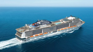 MSC Cruises Continues Massive Growth As Two More Cruise Ships Complete Construction Milestones