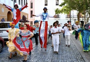 Cruise Ships Return to San Juan, Puerto Rico