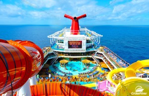 Carnival Cruise Line Voted 2017's Best Mainstream Cruise Line