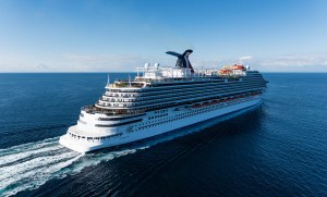 Carnival Cruise Line Names New Cruise Ship