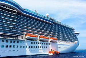 Princess Cruises Brings Back $1 Cruise Deposits, Free Specialty Dining