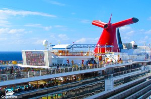 7 Things Only Carnival Cruise Passengers Can Take Advantage Of