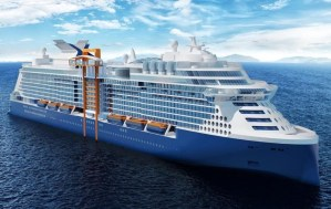 New Cruise Ships Under Construction/On Order for 2018-2026
