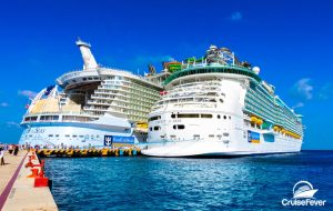 Royal Caribbean Cruises: Buy One, Get One 50% Off