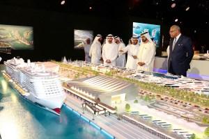 Carnival Developing Cruise Terminal in Dubai