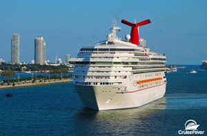 Carnival Raises Price of Faster to the Fun on Short Cruises