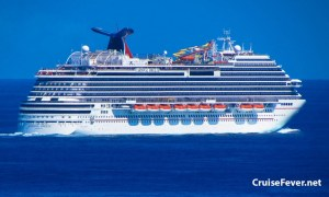 Carnival Cruise Line's Three Newest Cruise Ships Headed to New Homeports