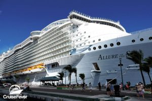 Royal Caribbean Changes Cut-Off Date for Pre-Cruise Purchases on 8 Cruise Ships