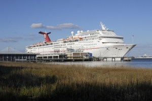 Cruise Port Closing the Next Three Days