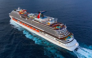 Carnival Cruise Line's Newest & Largest Ship Arrives in Miami
