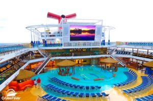 Carnival Cruise Line Awarding Free Cruises During Football Games