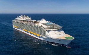 Biggest Cruise Ship Ever Arrives in Miami in 3 Weeks