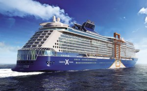 Celebrity Cruises Takes Delivery of 2018's Hottest New Cruise Ship, Celebrity Edge