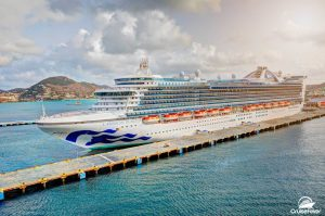 Princess Cruises Announces Ship Deployments for 2020 Cruises