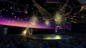 MSC Cruises Adding New Cirque du Soleil Shows on MSC Bellissima