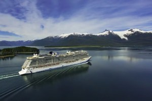 Norwegian Cruise Line Building New Pier at Icy Strait Point in Alaska