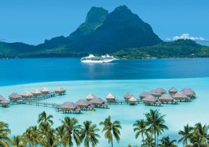 Cruise Line Announces Sale on Cruises to Tahiti and Bora Bora in 2019