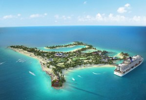 MSC Cruises' New Private Island in the Bahamas Will Open Later This Year