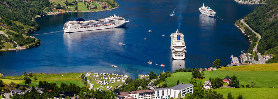 New Cruise Ships on the Horizon for 2018