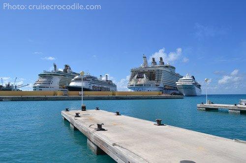st maarten cruise port