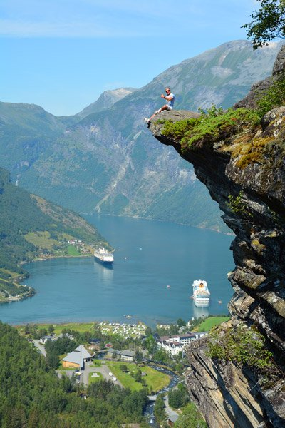 Cruise Port Guide Geiranger  Norway  Top rated port guide