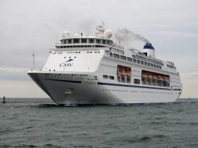 Columbus-034-300x225 Columbus – Flaggschiff der Cruise & Maritime Voyages