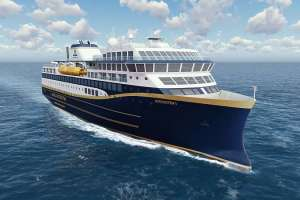 Schiff für Havila Kystruten - zwei zu bauen von Hijos de J. Barreras