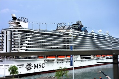 MSC-Seaview-001 MS MSC SEAVIEW