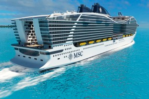 World Class - MSC-Cruises