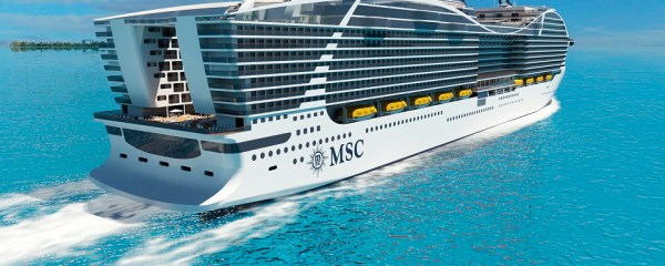 World Class - MSC-Cruises