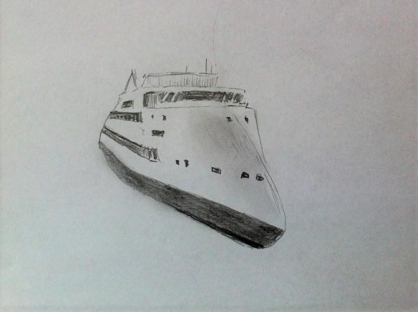 Meilenstein-GREG-MORTIMER Neuer Meilenstein im Kreuzfahrtschiffbau – Stapellauf des ersten X-Bow-Schiffs