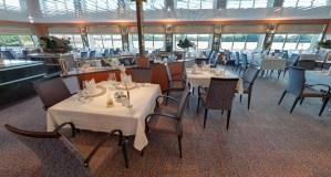 RCGS RESOLUTE Dining Room