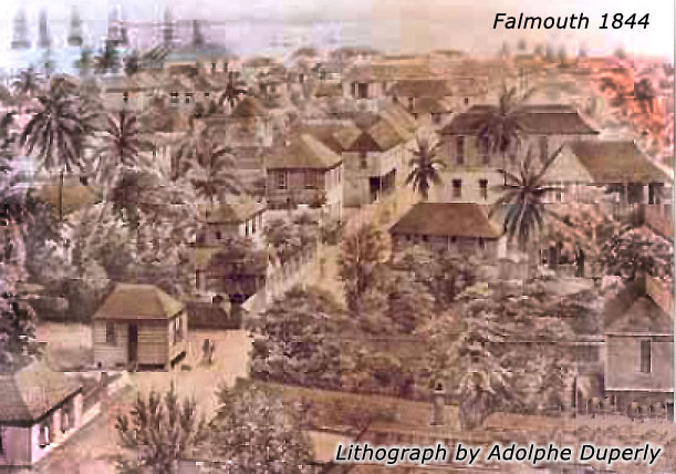 Falmouth in1844