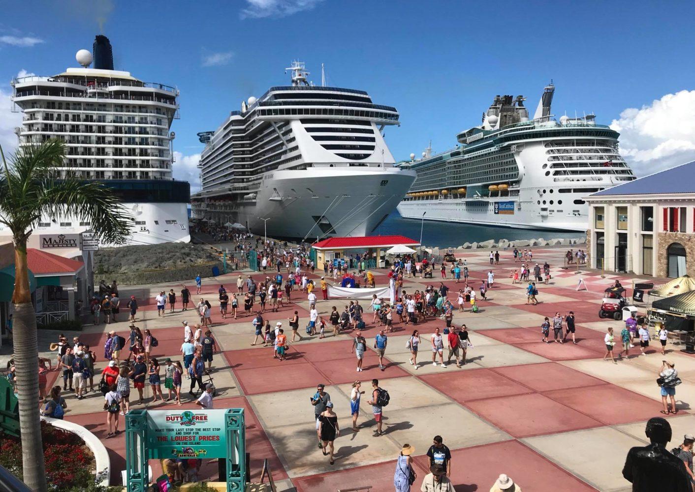 msc seaside makes inaugural
