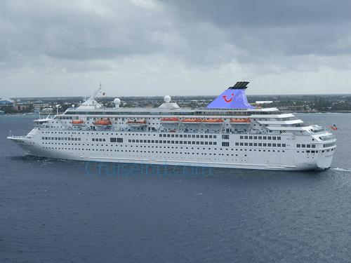 Louis Majesty Thomson Cruises