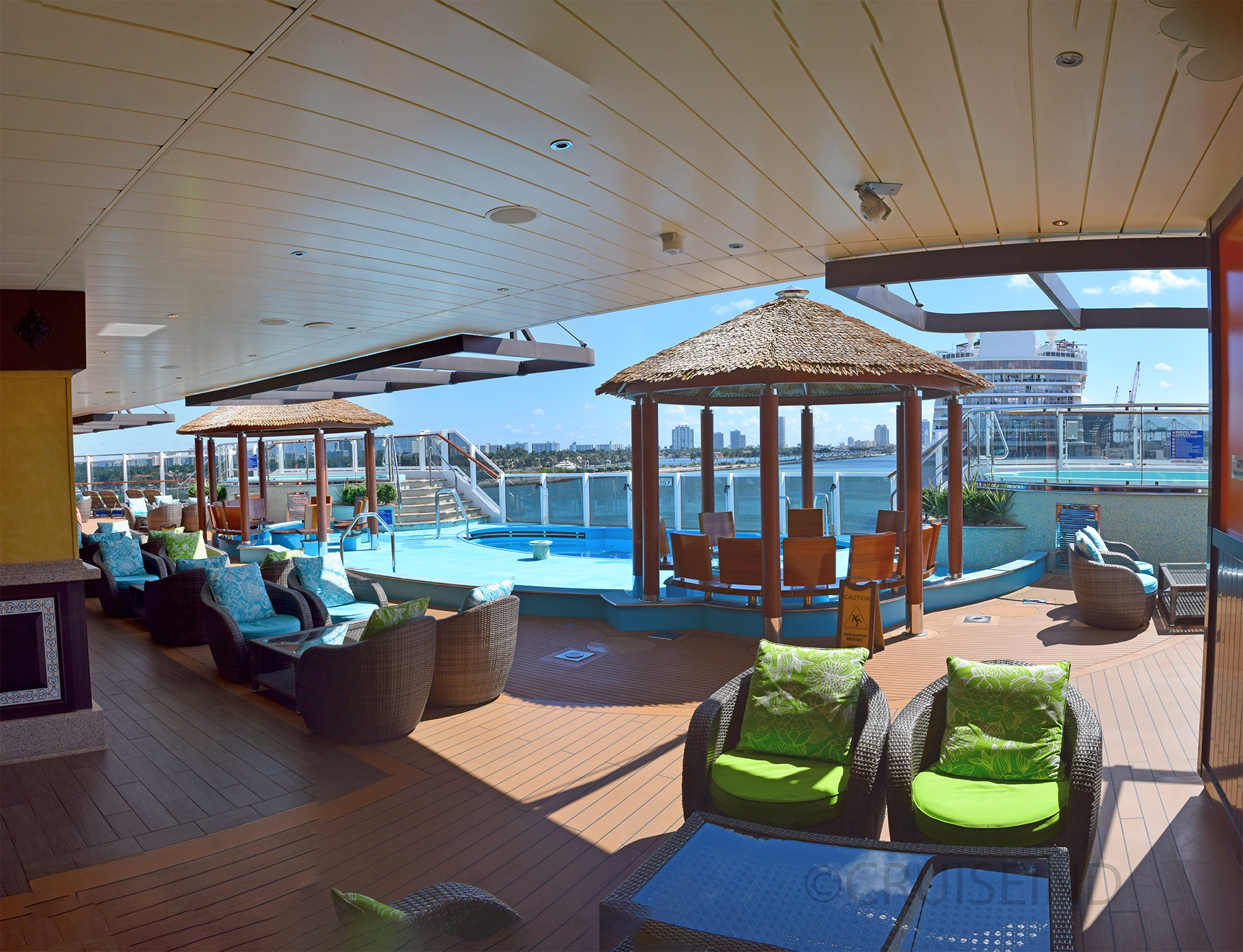 Carnival Horizon Virtual Tour Cruiseind