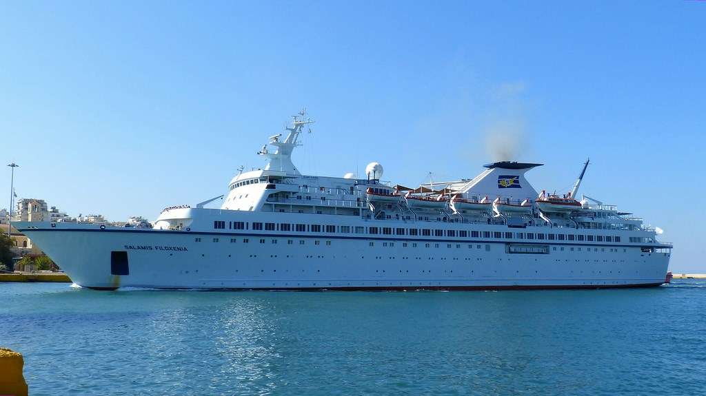 Salamis Confirms Summer Cruise Program