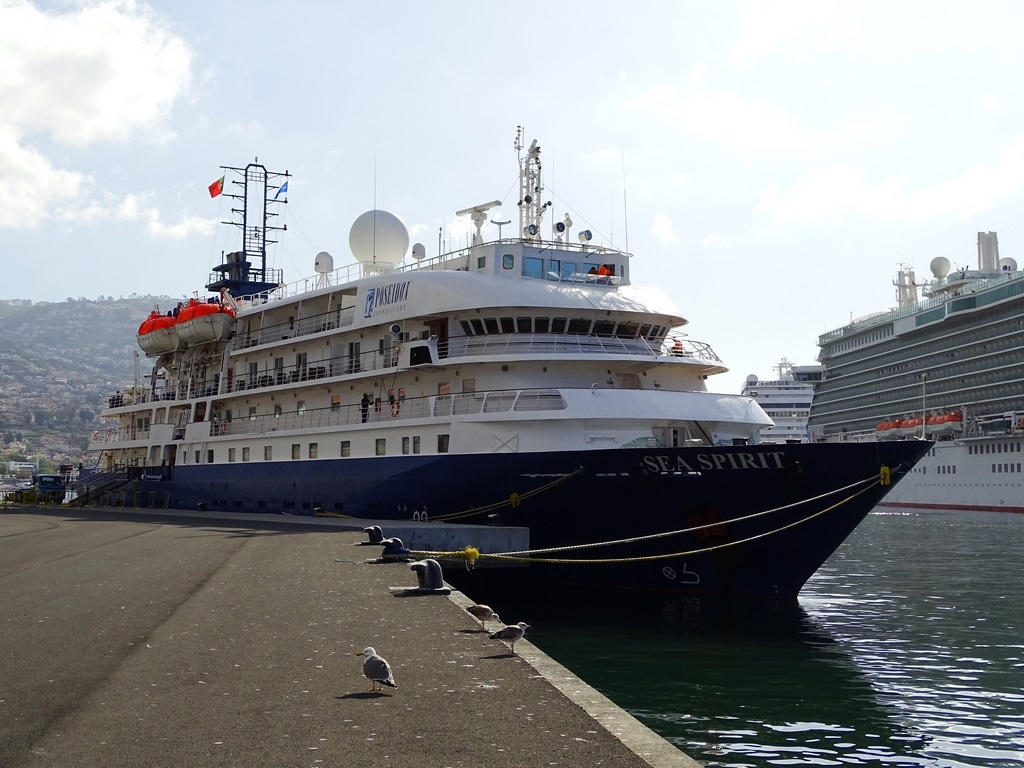 Photos: Poseidon Expeditions Sea Spirit