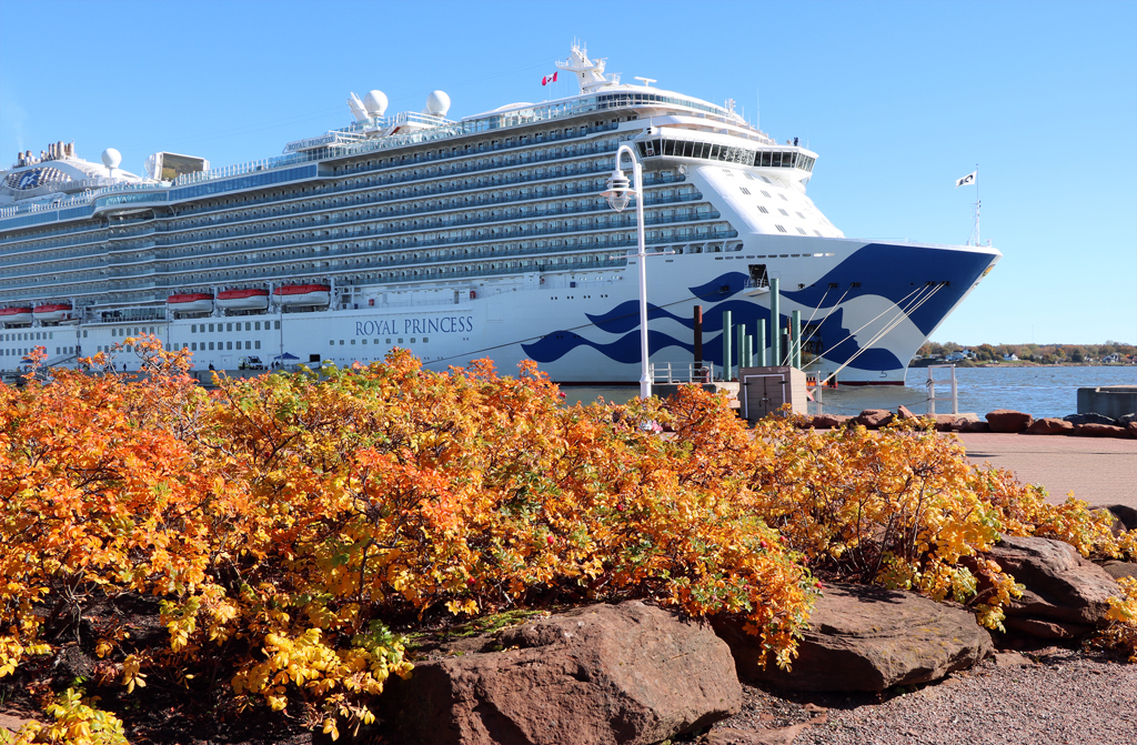 Charlottetown Expecting Record Cruise Year