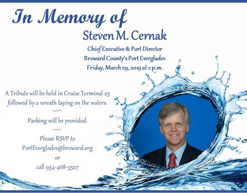 In Memory Of Steven M. Cernak