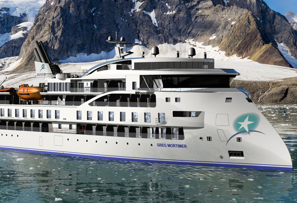 Aurora Adds New Itineraries In Iceland And Greenland